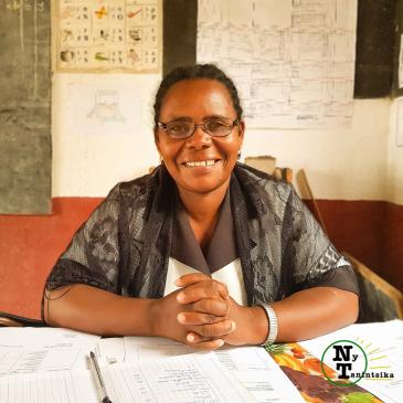 Meet Jeanne Rasoanomenjanahary, Chief ZAP in Ranomafana