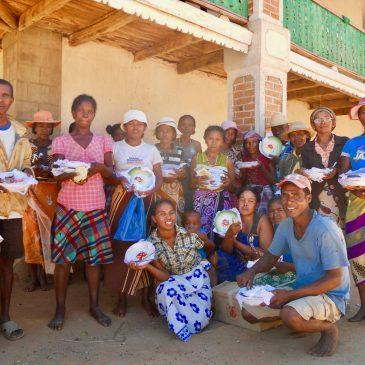«Ma vie a change depuis que j'ai joint le groupe villageois d'épargne et crédit»